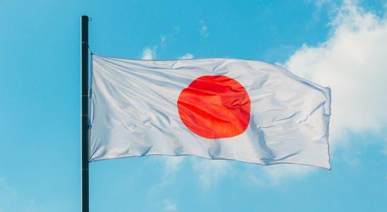le drapeau japonais