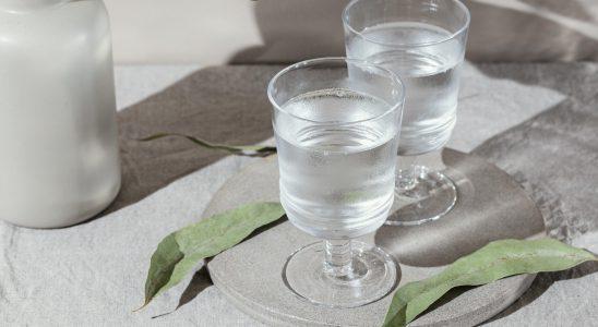 acheter verre à eau